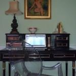 EW Clark's Desk