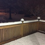 Writing Quote Wednesday: Snow Day