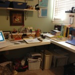 Making Time to Write Monday: Organize Your Writing Life #4 Clean Up Your Act