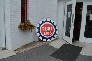 Pure Eats, Lexington, VA