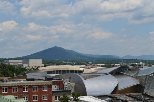 Roanoke from Center in the Square