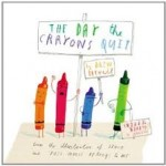 Picture Book Day 5: Picture Books as Writing Mentor Texts Featuring THE DAY THE CRAYONS QUIT
