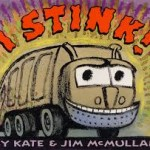 Picture Book Month Day 4: Picture Books as Writing Mentor Texts Featuring I STINK!