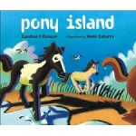 Picture Book Month Day 14: Picture Books as Writing Mentor Texts Featuring PONY ISLAND