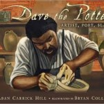 Picture Book Month Day 24: Picture Books as Writing Mentor Texts featuring DAVE THE POTTER