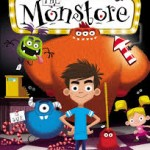 Picture Book Month Day 29: Picture Books as Writing Mentor Texts featuring MONSTORE