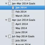 2014 Goal Setting Re-Vamped
