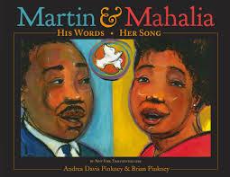 martin and mahalia