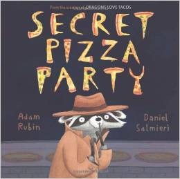 Carrie--Secret pizza