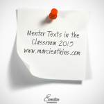 Mentor Texts for Teachers 2015: Guest Posts