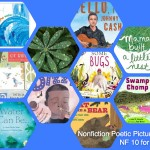 NF 10 for 10: Nonfiction Poetic Picture Books