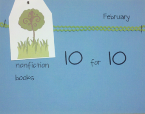 Nonfiction PB 10 for 10