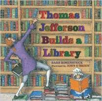 TJ builds a library