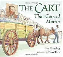 cart that carried martin