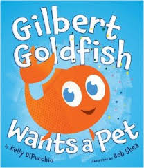 gilbert goldfish